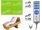 Linet Carisma 300 - Elektrické polohovatelné lůžko pro bariatrické pacienty