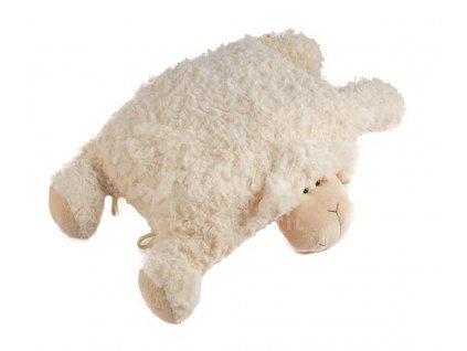 ovečka polštářek knoflík