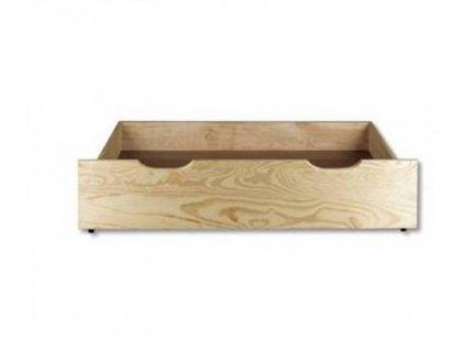 Úložný prostor 1/2 borovice masiv (k postelím PO)