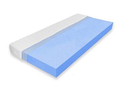 matrace do rozkladaci postele double 2 dily