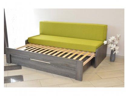 rozkládací postel duovita lamino