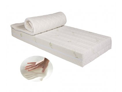 krycí matrace podložka ze studené pěny