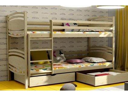 patrová postel typ 1