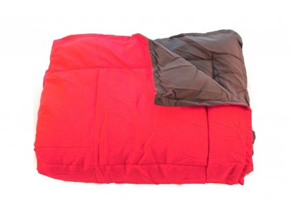 deka ela červená šedá