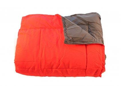 deka ela oranžová šedá