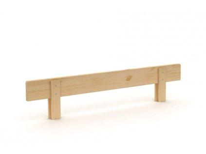 zábrana k dětské posteli masiv borovice délka 100cm
