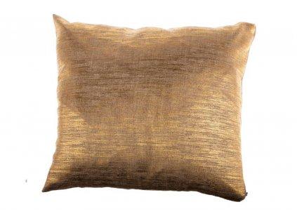 návlek na polštář zlatý gold
