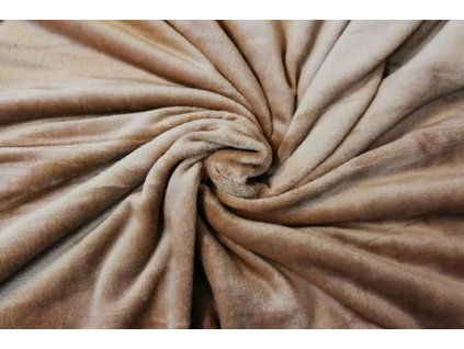 deka mikroflanel camel