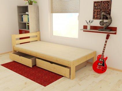 dětská postel Filip borovice masiv