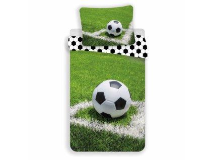 povlečení dětské fotbal kopaná