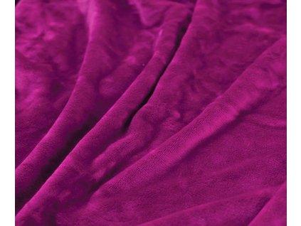 deka aneta růžovo fialová