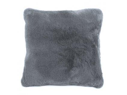 povlak na polštář catrin šedý