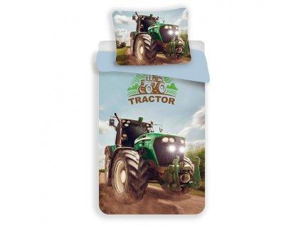 3d povlečení traktor