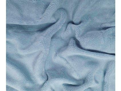 prostěradlo mikrovlákno dvětle modré