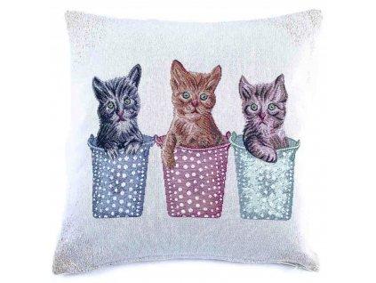 povlak gobelínový kočky