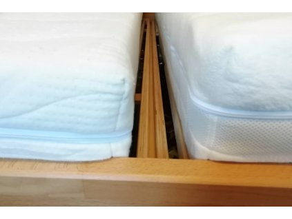 mezera mezi matracema