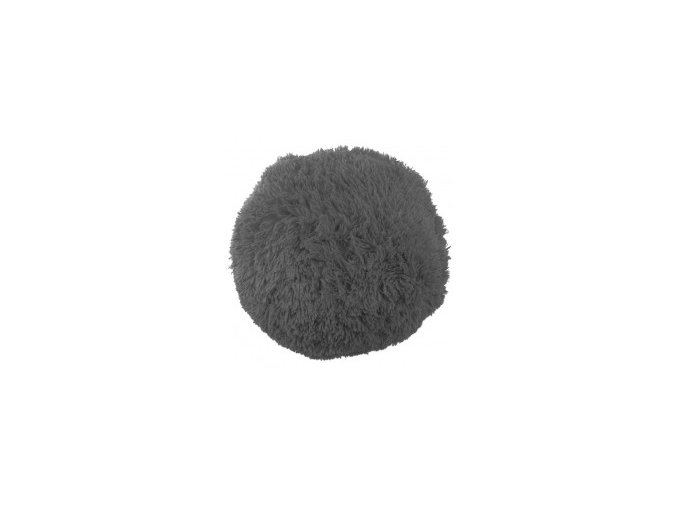 šedý puf