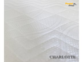 Potah na matraci Charlotte vysoká absorbce vlhkosti