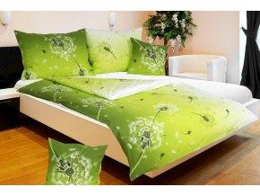 ložní povlečení karoline pampeliška zelená