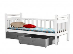 dětská postel magda bílá