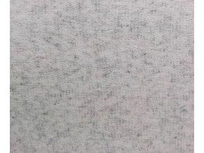 froté prostěradlo stanex melír šedé