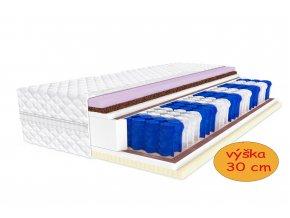 luxusní taštičková matrace x dura