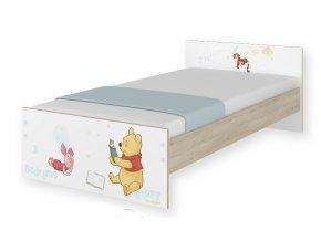 medvídek pů postel