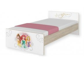postel princezny