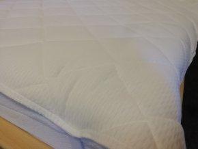 matracový chránič slabší