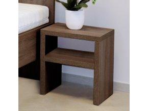 Noční stolek lamino Nika