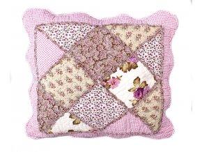 polštář provence růžový 2
