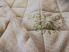 náhradní potah na matraci aloe vera AKCE SUPER CENA