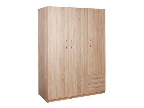 šatní skřín 3d lamino