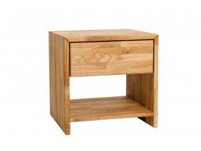 noční stolek Tina dubový