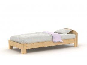 postel masiv borovice L806