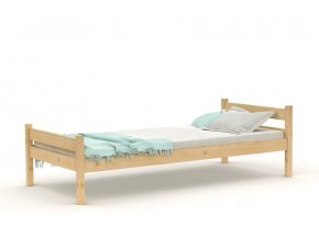 postel masiv borovice L808
