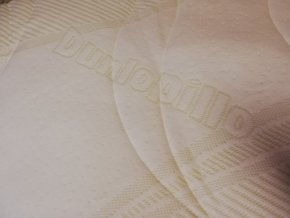 Náhradní potah na matraci Dunlopillo 90x200 /15 cm