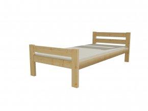 dětská postel Dominik borovice masiv přírodní