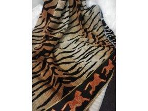Osuška gepard 95x150 cm