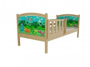 Dětská postel DP 013