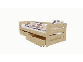 Dětská postel M 002
