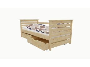 Dětská postel M 003