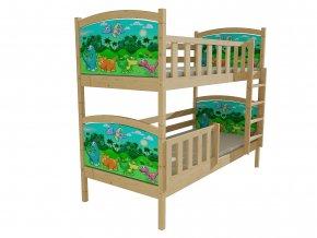 Patrová postel PP 010
