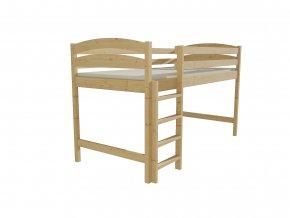 Patrová zvýšená postel ZP 001