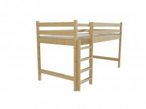 Patrová zvýšená postel ZP 002