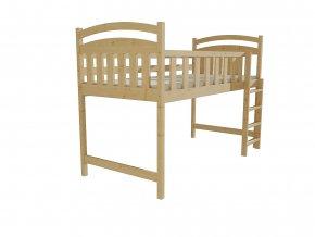 Patrová zvýšená postel ZP 003