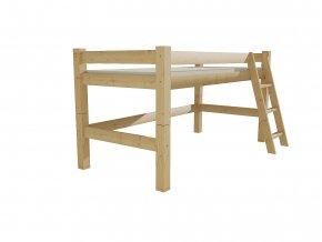 Patrová zvýšená postel 8X8 2A