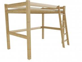 Patrová zvýšená postel 8X8 4B