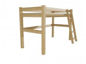 Patrová zvýšená postel 8X8 5A