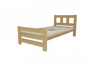 Jednolůžková postel VMK010D